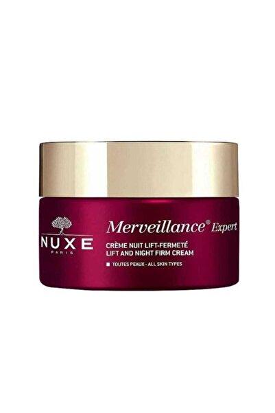 Nuxe Gece Kremi - Merveillance Expert Lift And Firm Night Cream 50 ml 3264680015090