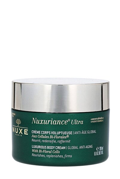 Nuxe Vücut Kremi - Nuxuriance Ultra Creme Corps Voluptueuse Anti-age Global 200 Ml 3264680013348