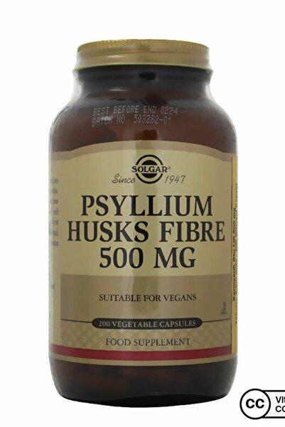 Solgar Psyllium Husks Fibre 500 Mg (200 Kapsül)