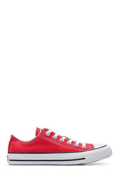 converse Chuck Taylor All Star Unisex Kırmızı Kısa Sneaker (m9696c)