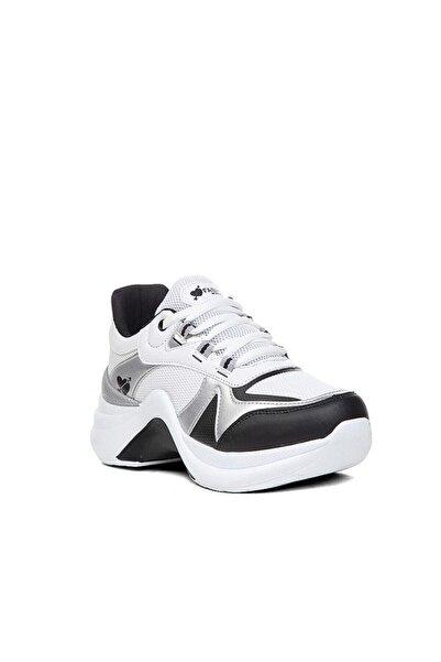 Twingo Kadın Beyaz Spor Ayakkabı Sneaker Twi1