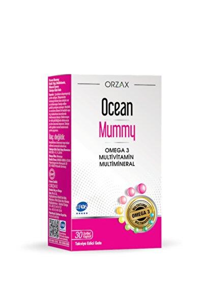 Ocean Mummy Omega 3 Multivitamin Multimineral 30 Softjel Kapsül