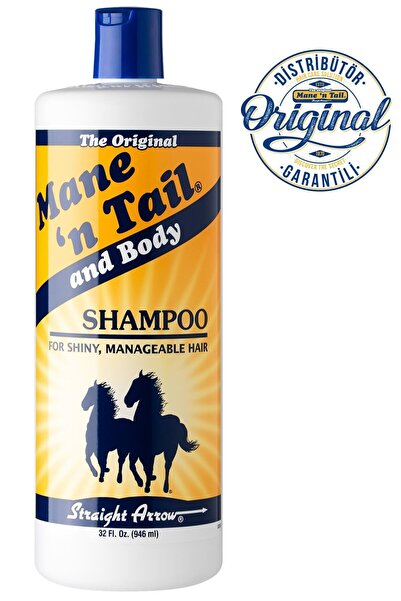 MANE'N TAIL And Body Şampuan 946 ml