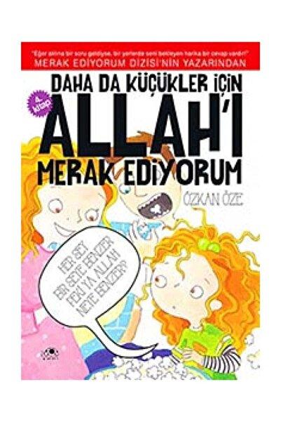 Uğurböceği Yayınları Daha Da Küçükler Için Allah'ı Merak Ediyorum 4. Kitap Özkan Öze - Özkan Öze