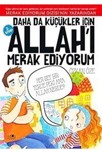 Uğurböceği Yayınları Daha Da Küçükler İçin Allah'ı Merak Ediyorum 2