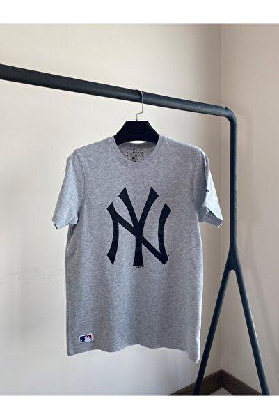 FVC Unisex Gri Tshirt