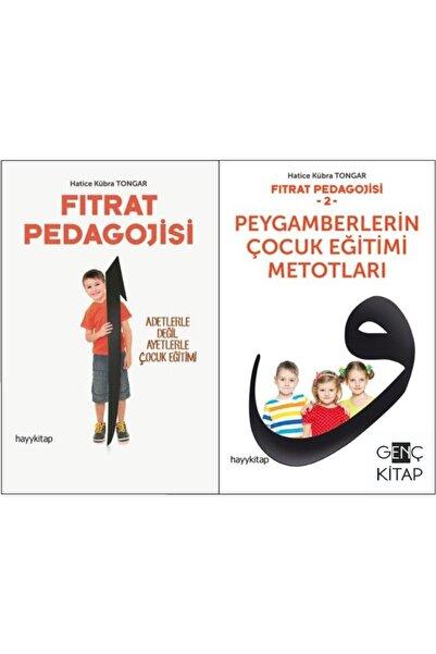 Hayykitap Fıtrat Pedagojisi Peygamberlerin Çocuk Eğitimi Metodları 2 Kitap Set Hatice Kübra Tongar