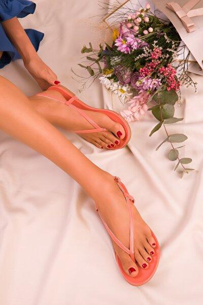 SOHO Turuncu Kadın Sandalet 15921