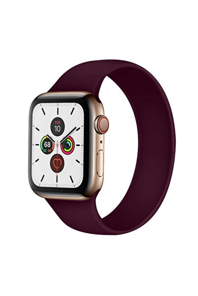zore Apple Watch 44mm Süper Silikon Small Kordon