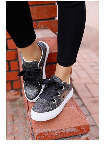 Ventes Kadın Parlak Spor Ayakkabı
