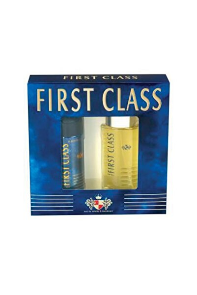 First Class Erkek Parfüm Seti 100 ml Edt + Deo 150 ml