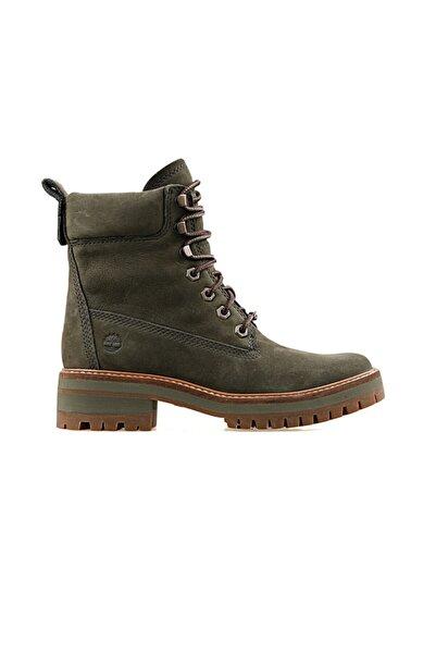 Timberland Haki Kadın Ayakkabısı A1tyw-h08 Courmayeur Valley Yboot