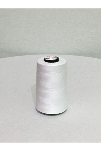 Gülpoly Beyaz Polyester Dikiş İpliği 120 Numara