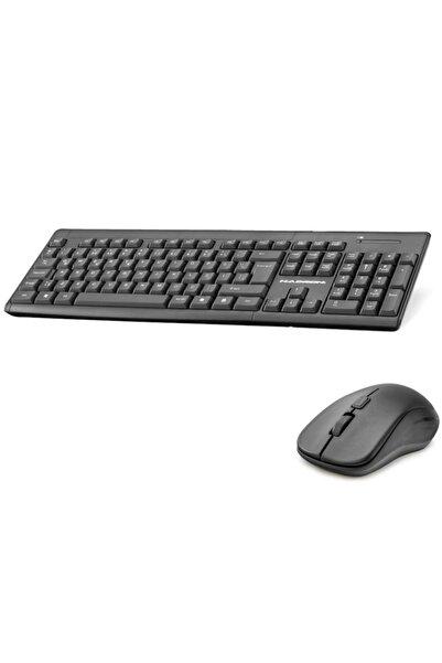 HADRON Hd840 Kablosuz Multimedia Wireless Klavye Mouse Set