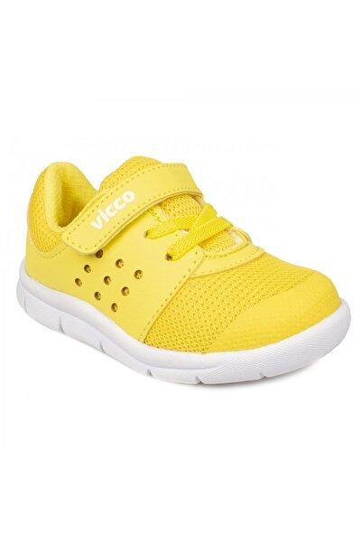 Vicco Çocuk Sarı Sneaker Mario