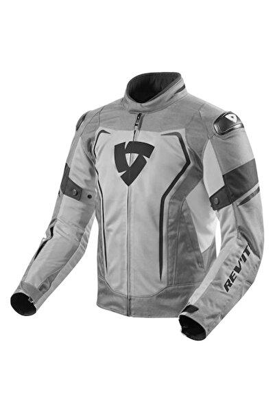 Revit Revıt Vertex Aır Grı-sıyah Yazlık Korumalı Motosiklet Montu
