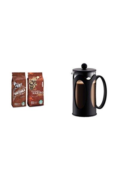 Starbucks French Press Ve 500 Gr Çekilmiş Kahve
