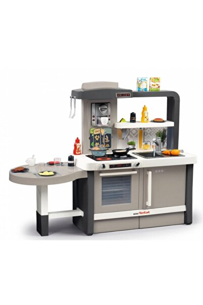 Simba Smoby Tefal Evolutive Kitchen Gourmet Mutfak Seti (40 Aksesuar) 312300