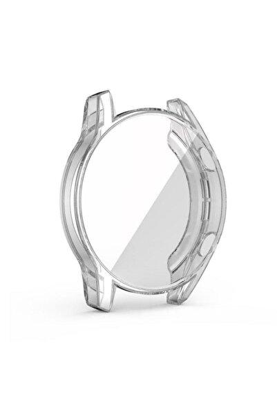 Techmaster Honor Magic Watch 2 46mm Silikon Kapak Kılıf Ekran Koruyucu