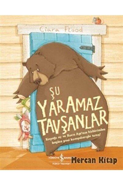 İş Bankası Kültür Yayınları Şu Yaramaz Tavşanlar