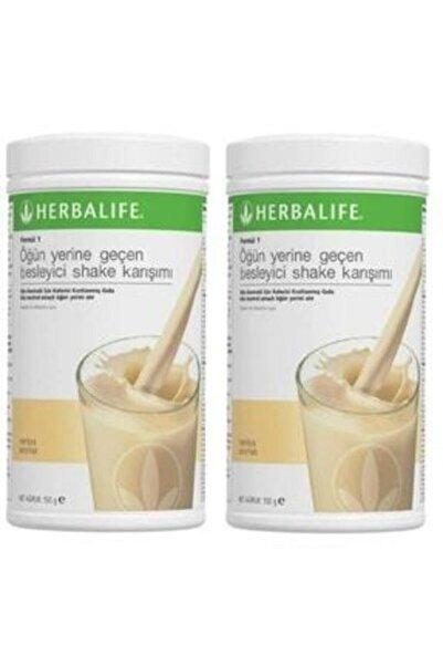 Herbalife Formül Besleyici Shake Karısımı Vanilya 2 Adet