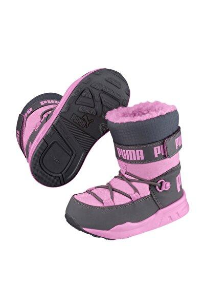 Puma Erkek Çocuk Kids Trinomic Boot PS Iron Gate-Orchid 36397806