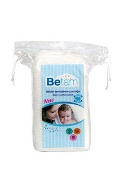 Betam Bebek Temizleme Pamuğu 60 Adet