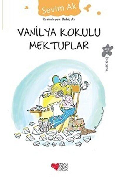 Can Çocuk Yayınları Vanilya Kokulu Mektuplar - Sevim Ak -