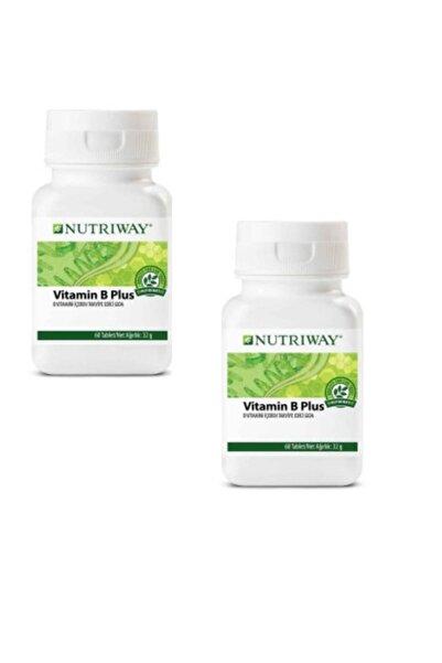 Amway Vitamin B Plus Nutrıway-2 Kutu