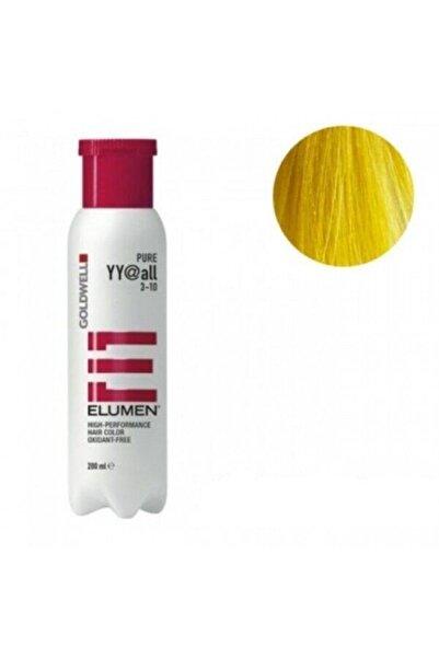 GOLDWELL Elumen Yy@all Hair Color Bottle 200ml Saç Boyası