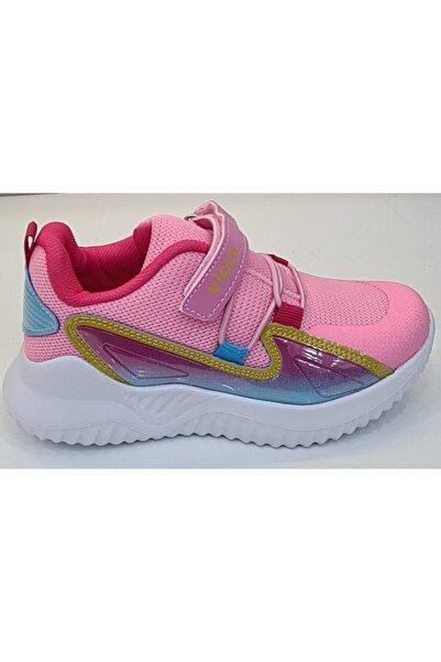 Vicco Kız Çocuk Ortopedik Günlük Spor Ayakkabıları 346f21y117