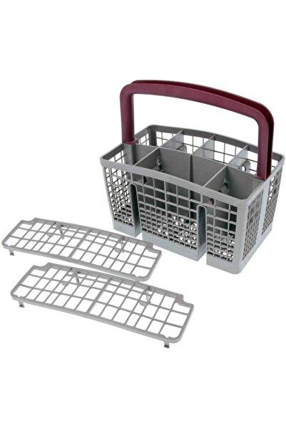 Arçelik Beko Uyumlu Bulaşık Makinesi Kaşıklık Sepet , Çatal Kaşık Sepeti , Üst Kapak Sökülebilir