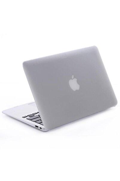 Techmaster Macbook Pro 15 2018 Model A1990 Kılıf Rubber Kapak Sert Kılıf