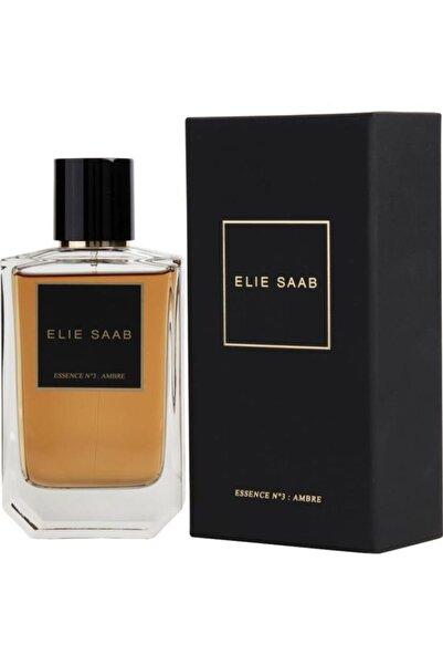 Elie Saab Essence No. 3 Ambre Edp 100 ml Unisex Parfüm 3423473986256