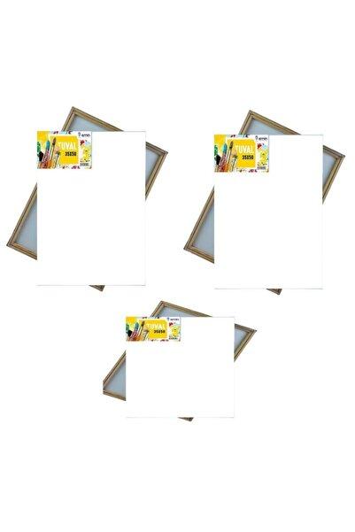 Burcum Kırtasiye Burcum 3 Adet 35x50 Tuval