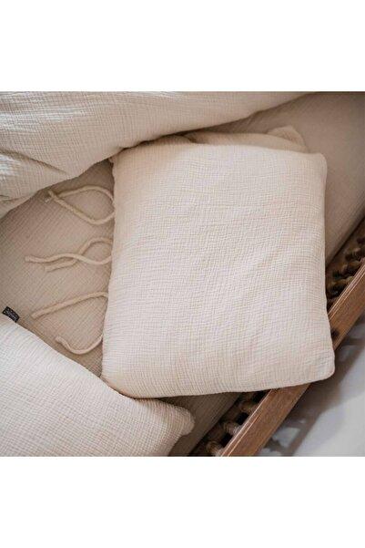 Elifababy Yastık Kılıfı Organic Krinkıl Müslin 2li Set