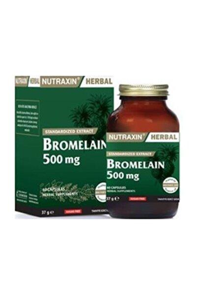 Nutraxin Bromelain 60 Kapsul