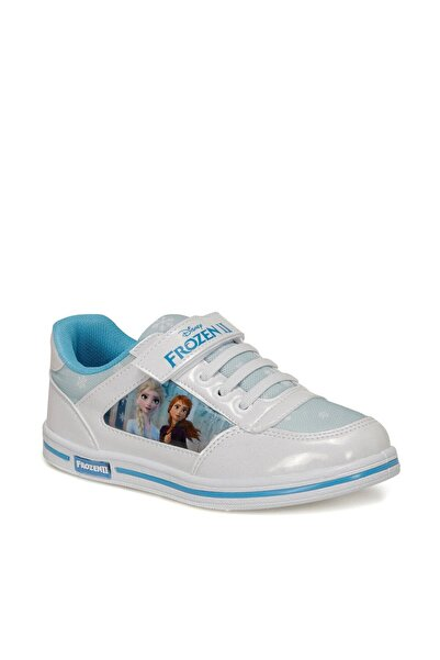 Frozen Beyaz Unisex Çocuk Sneaker