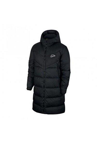 Nike Erkek Sportswear Down-fill Windrunner Men's Shield Parka Cu4412-010 Mont