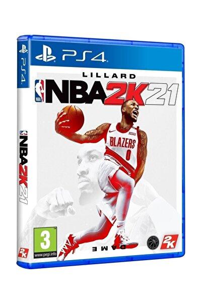 2K Games NBA 2K21 PS4 Oyun