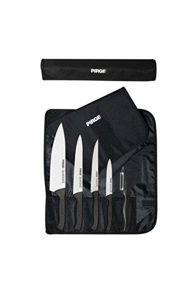 PİRGE Ecco Çantalı 5'li Bıçak Seti