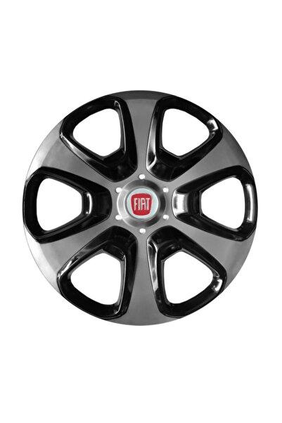 JANTEST Fiat 15 Inc Kırılmaz Esnek Jant Kapağı 4 Adet