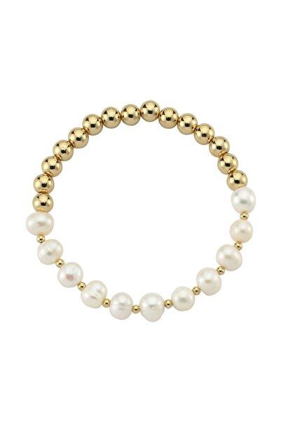 Luzdemia Beads Pearl Bracelet - 1