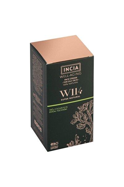 Incia Incıa Well-aging Doğal Yüz Kremi Yağlı Ciltler 30 ml