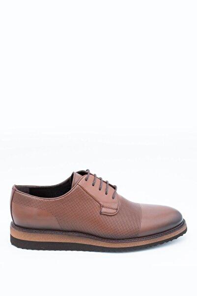 İgs Erkek Taba Deri Günlük Ayakkabı I20s-459-1 M 1000