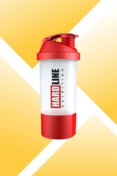 Hardline Nutrition Hardline Shaker Kırmızı