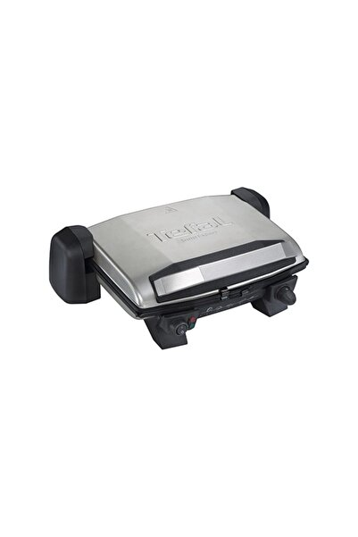 TEFAL Toast Expert 1800 Watt Yapışmaz Döküm Kaplama Izgara Ve Tost Makinesi Gümüş - 1500637692