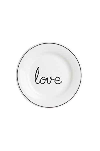 Porland Lfh Hope Love Tatlı Tabağı - 17 Cm