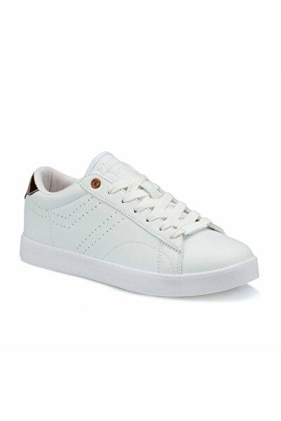 Kinetix Kadın Beyaz  Yürüyüş Sneaker Spor Ayakkabı 1176