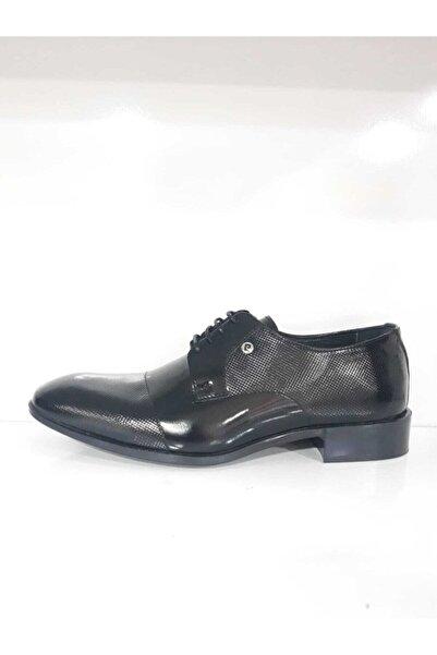 Pierre Cardin Erkek Siyah Klasik Ayakkabı 00 Pc 15
